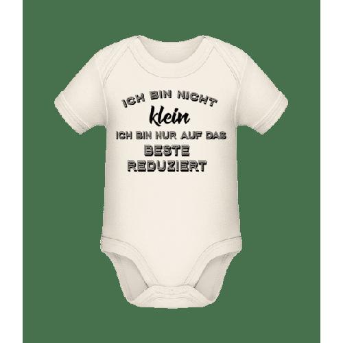 Auf Das Beste Reduziert - Baby Bio Strampler