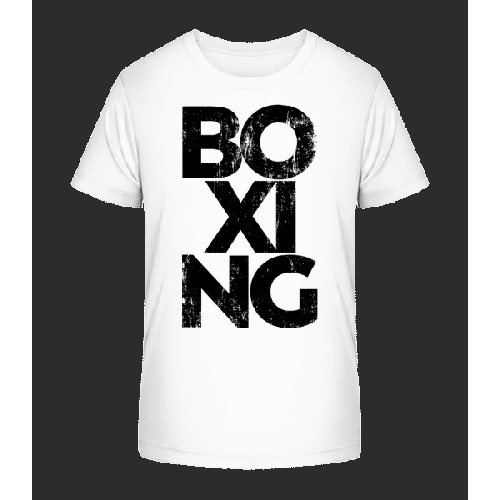 Boxing - Kinder Premium Bio T-Shirt