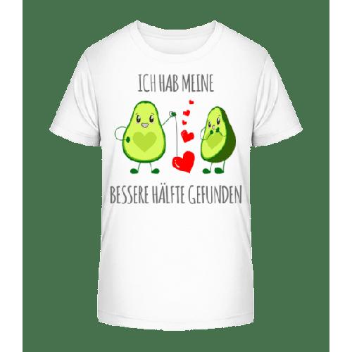 Avocado Love - Kinder Premium Bio T-Shirt