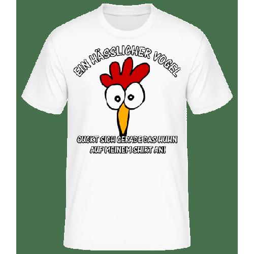 Ein Hässlicher Vogel - Männer Basic T-Shirt