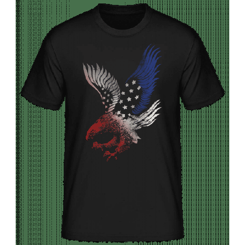 Amerikanischer Adler - Männer Basic T-Shirt