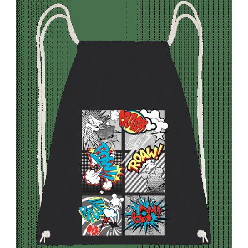 Comic Kobolde - Turnbeutel