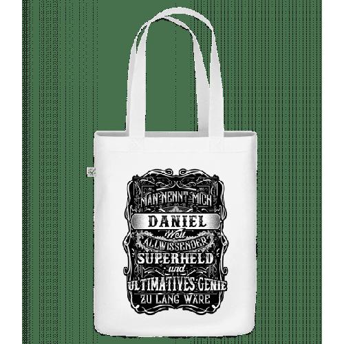 Man Nennt Mich Daniel - Bio Tasche