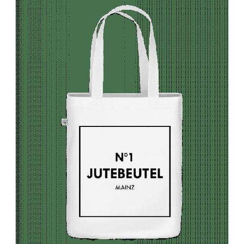 N1 Jutebeutel Mainz - Bio Tasche