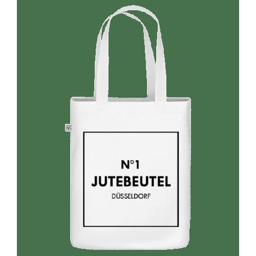 N1 Jutebeutel Düsseldorf - Bio Tasche