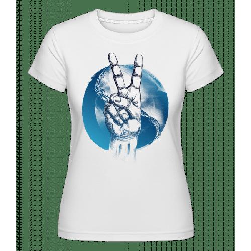 Ozean Peace - Shirtinator Frauen T-Shirt