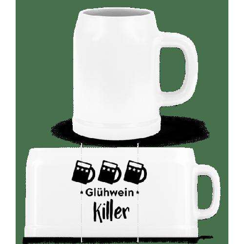 Glühwein Killer - Bierkrug