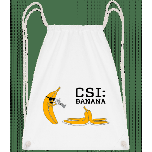 CSI Banana - Turnbeutel