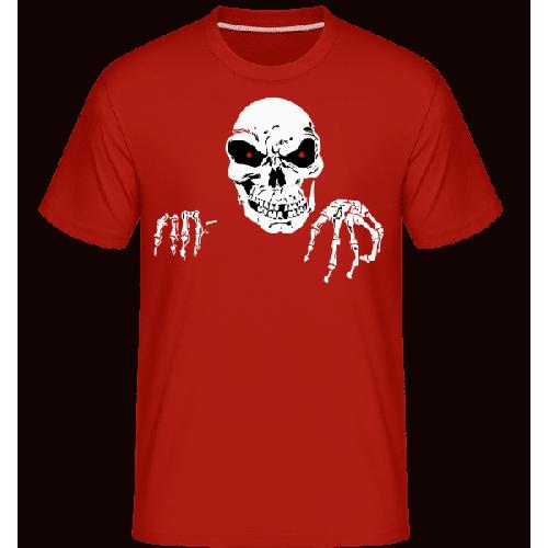 Gruseliger Tod - Shirtinator Männer T-Shirt