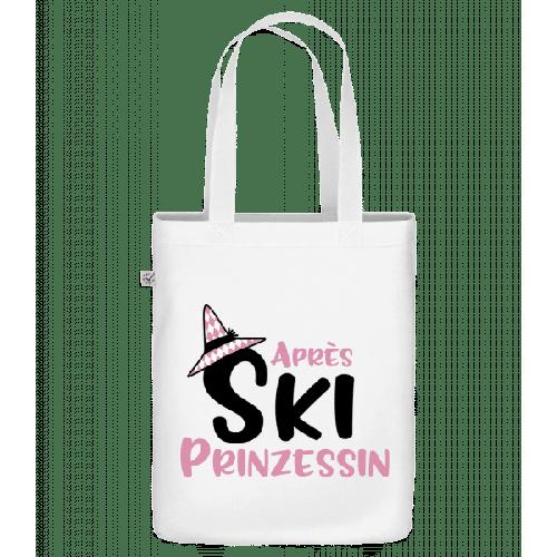 Après Ski Prinzessin - Bio Tasche