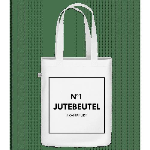 N1 Jutebeutel Frankfurt - Bio Tasche