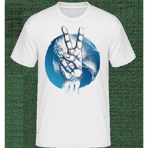 Ozean Peace - Shirtinator Männer T-Shirt