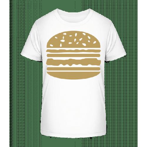Belegter Burger - Kinder Premium Bio T-Shirt