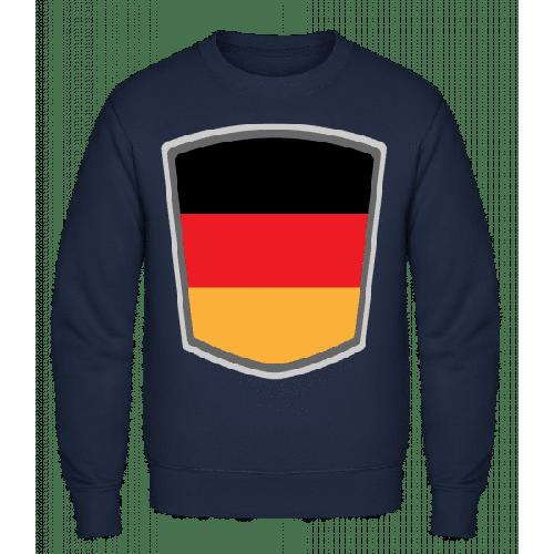 Deutschland Fahne Wimpel - Männer Pullover
