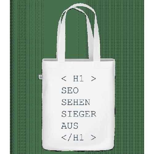Seo Sehen Sieger Aus - Bio Tasche