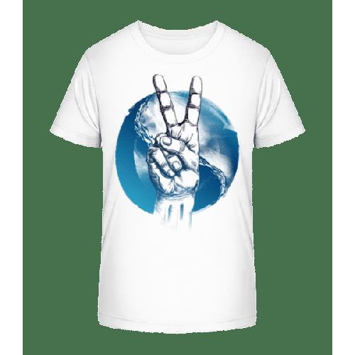 Ozean Peace - Kinder Premium Bio T-Shirt