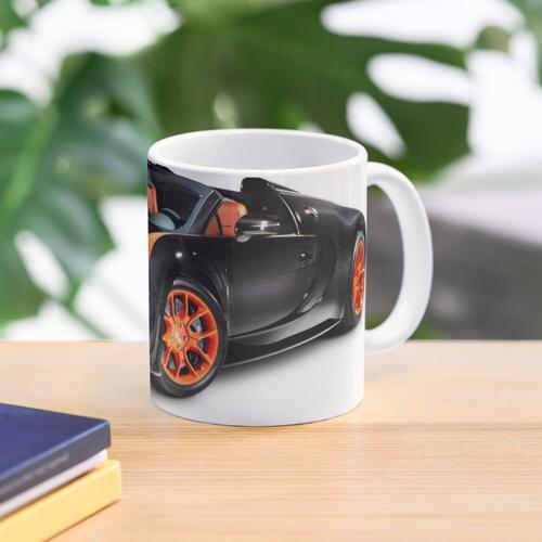 Bugatti Auto Tasse