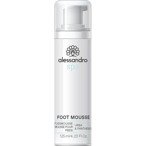 Alessandro Spa Foot Foot Mousse 125 ml Fußcreme