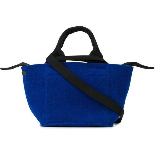 Muuñ Gefilzte Handtasche