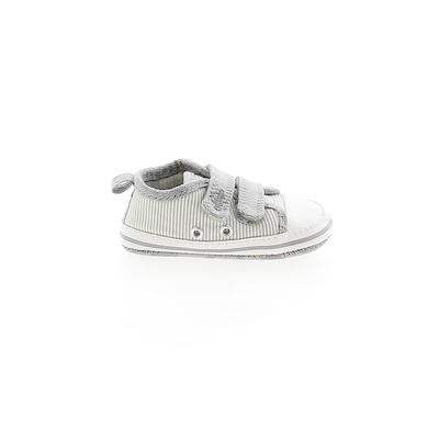 Next Booties: Gray Shoes - Size 0-3 Month