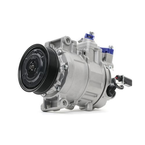 RIDEX Kompressor 447K0079 Klimakompressor,Klimaanlage Kompressor AUDI,SEAT,A4 Avant 8K5, B8,A6 Avant 4F5, C6,A4 Avant 8ED, B7,A4 Avant 8E5, B6
