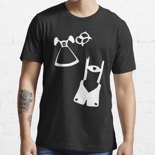dirndl und lederhose Essential T-Shirt