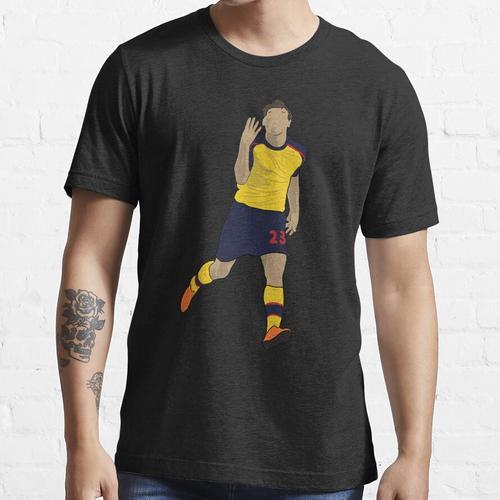 Andrei Arshavin 4 Tore Arsenal Essential T-Shirt