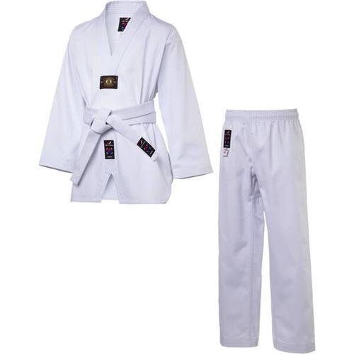 PRO TOUCH Herren Sportanzug Taekwondoanzug Poomse, Größe 200 in Weiß