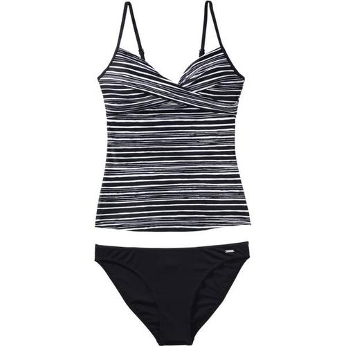 etirel Damen Bikini D-Tankini Desiree, Größe 44B/C in Black