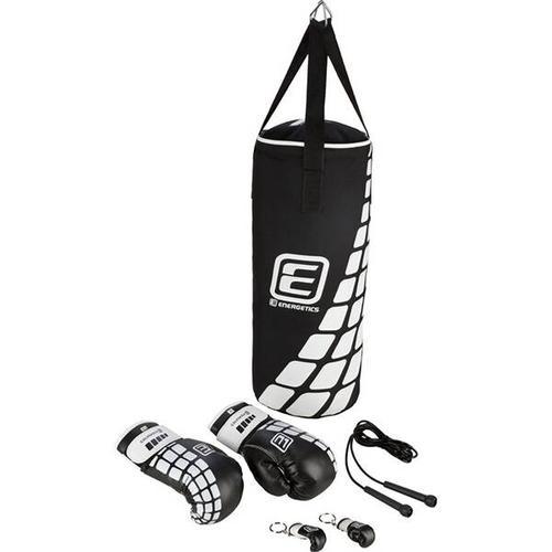 ENERGETICS Boxsack Box-Set Jr. FT, Größe - in SCHWARZ/WEISS