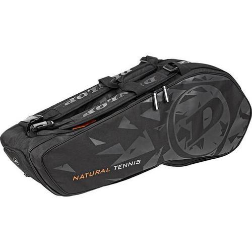 DUNLOP Tasche NT 8 Racket Bag, Größe ONE SIZE in Schwarz/Kupfer