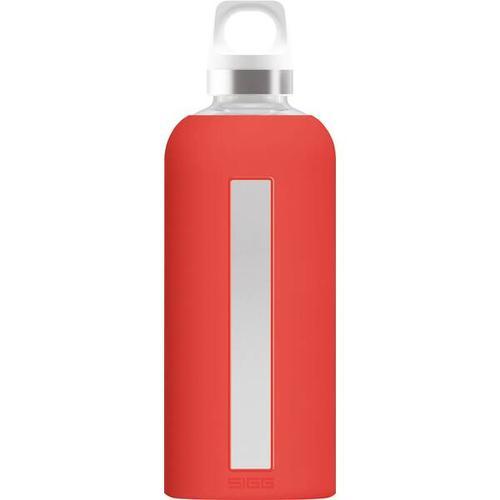SIGG Trinkbehälter Star Scarlet, Größe 0,50 in Rot