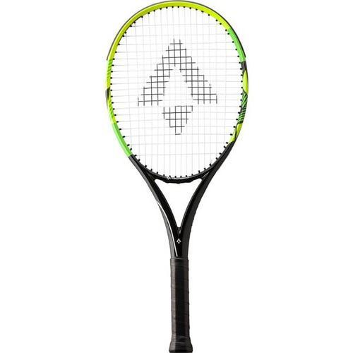 TECNOPRO Kinder Tennisschläger Tour 26, Größe 0 in Schwarz/ Gelb/Grün/Weiß