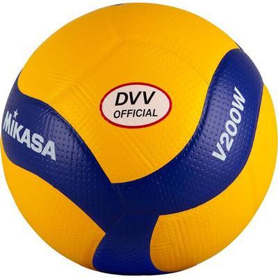 MIKASA Ball V200W-DVV, Größe 5 i...
