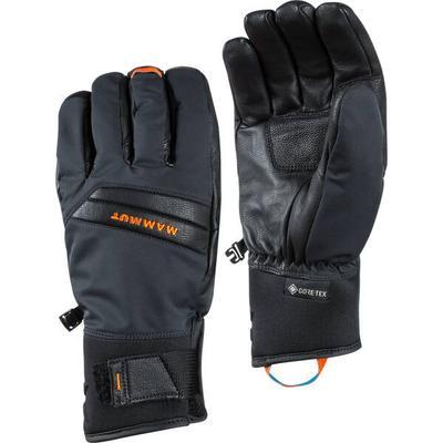 MAMMUT Herren Handschuhe Nordwand Pro, Größe 12 in Schwarz