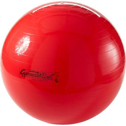 LEDRAGOMMA Pezziball mit MAXAFE 65 cm, Größe - in ROT