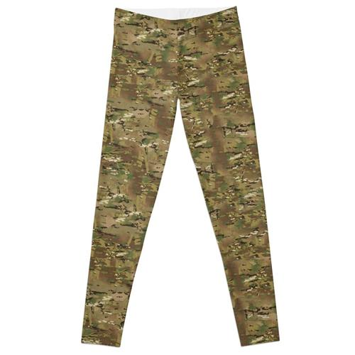 Multicam Multicamo Leggings