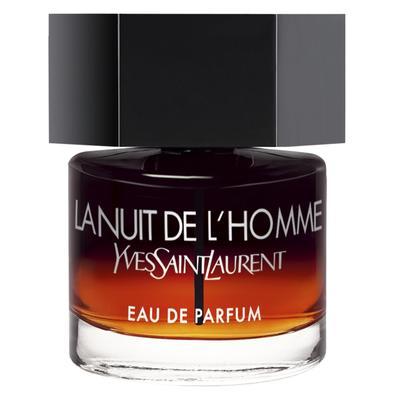 Yves Saint Laurent La Nuit de l'Homme Eau de Parfum Vaporisateur 60 ml