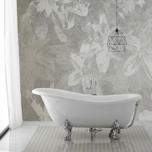 Klassische Badewanne Romantica