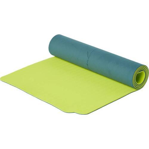 ENERGETICS Fitnessmatte / Yogamatte, Größe - in GREEN/ GREEN LIME