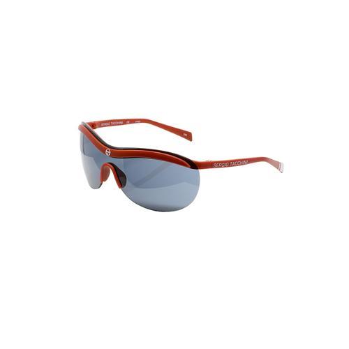 Monoscheibensonnenbrille Eyewear Technical Sergio Tacchini red