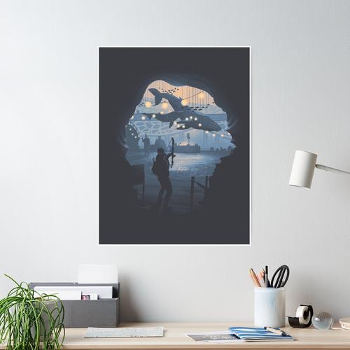 The Last of Us 2 - Owen's Aquarium Poster