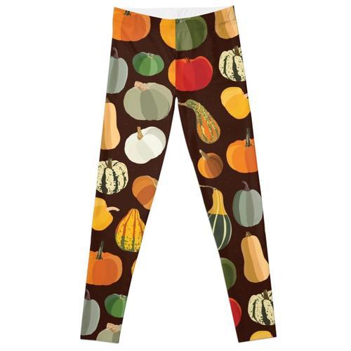 Pumpkins Leggings