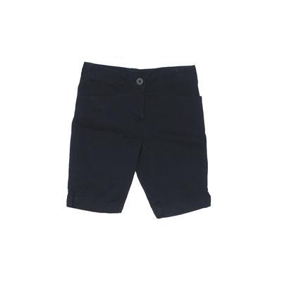 Chaps Khaki Shorts: Blue Bottoms...