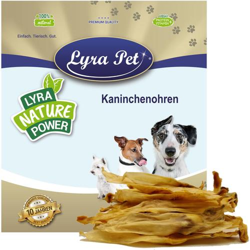 5 kg Lyra Pet® Kaninchenohren