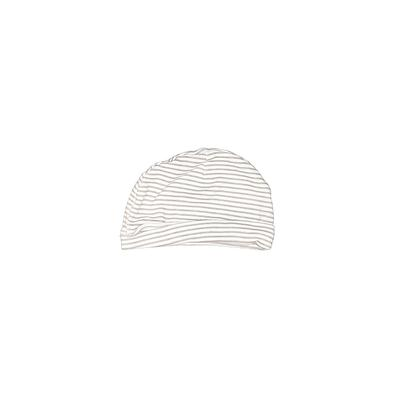 Beanie Hat: White Stripes Access...