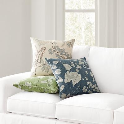 Becca Pillow Midnight - Ballard Designs