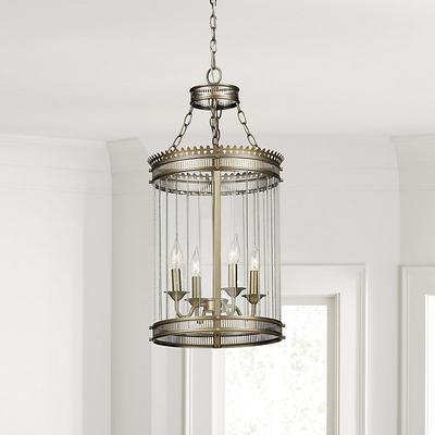 Ellison Glass Lantern - Ballard Designs