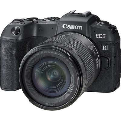 Canon EOS R6 with 24-105mm f/4-7.1 Lens