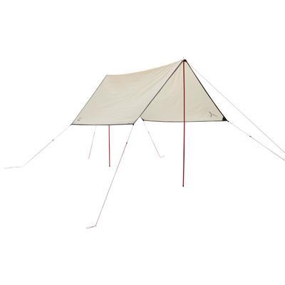 GRAND CANYON Tarp-Zelt ZUNI 3 braun Zelte Camping Schlafen Outdoor